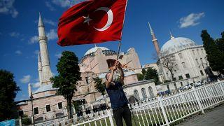 Τουρκία - ΥΠΕΞ: Δεν θα υποχωρήσουμε στο θέμα της Αγίας Σοφίας - Είναι κυριαρχικό μας δικαίωμα
