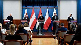 Koronavírus: hatékony volt az együttműködés Közép-Európában