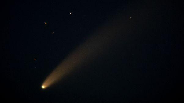 """Komet Neowise: Am 23. Juli der Erde """"ganz nah"""""""
