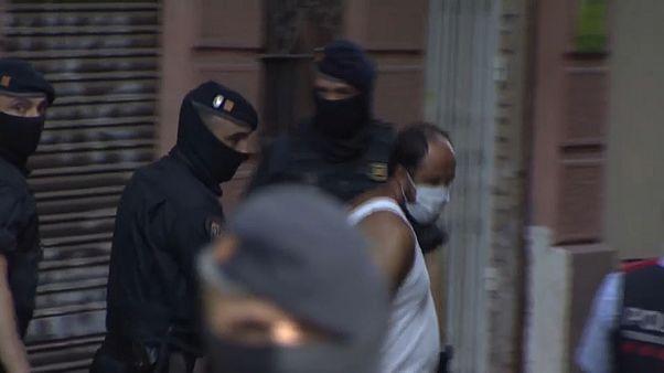 Desactivada una célula yihadista en Barcelona