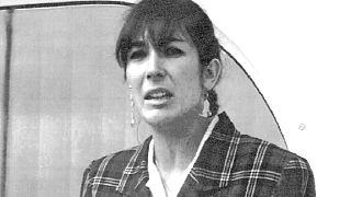 Ghislaine Maxwell 1991