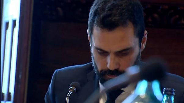 Kémkedéssel vádolja a spanyol kormányt a katalán parlament elnöke