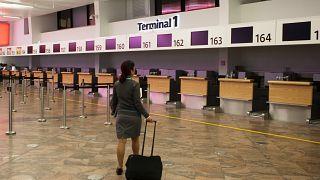 صورة من مطار فينا