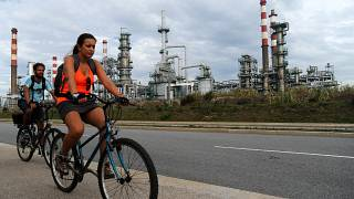 A EDP ainda tem em Sines uma central a carvão