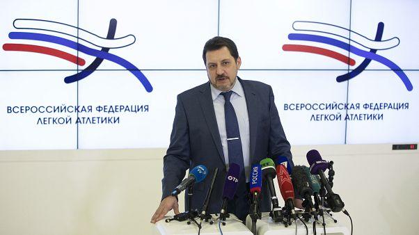Russischer Leichtathletik-Chef Jurschenko tritt zurück