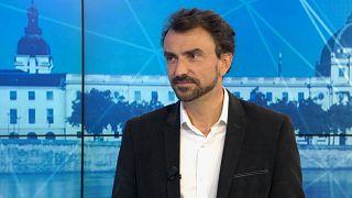 Economie, Europe, présidentielle: le maire écologiste de Lyon Grégory Doucet est l'invité d'euronews