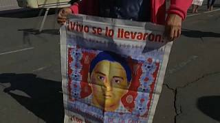 Messico, spaventano le cifre degli scomparsi