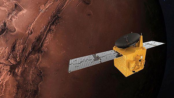 امارات نخستین کاوشگر بین سیارهای جهان عرب را به مدار مریخ میفرستد