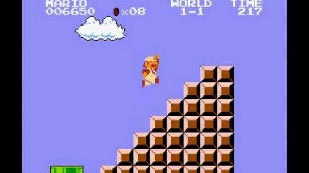 Super Mario: ¨Αθικτο παιχνίδι της δεκαετίας του '80 έπιασε τιμή ρεκόρ