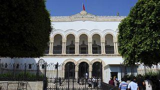 Tunus Adalet Sarayı (arşiv)