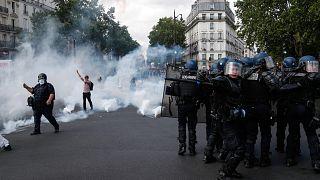Γαλλία: Διαδηλώσεις και επεισόδια την Ημέρα της Βαστίλης