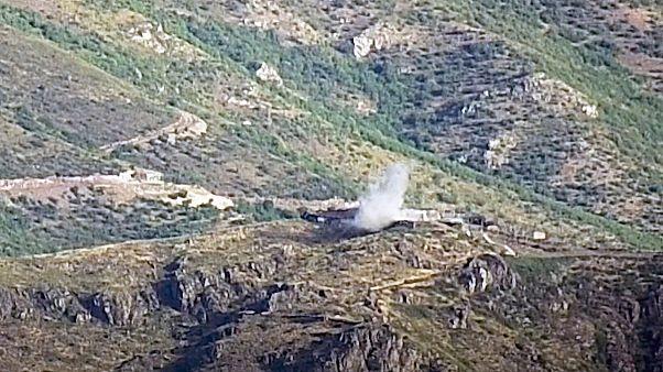 افزایش تلفات در پی بالا گرفتن تنش مرزی میان آذربایجان و ارمنستان