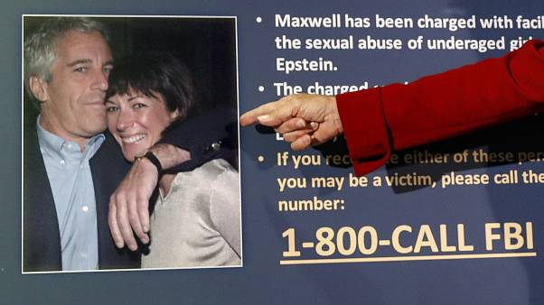 Ghislaine Maxwell was charged for her alleged role in the sexual exploitation and abuse of multiple minor girls by Jeffrey Epstein, Thursday, July 2, 2020, in New York.