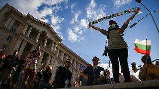 6. Protesttag in Bulgarien: Präsident gegen Regierung