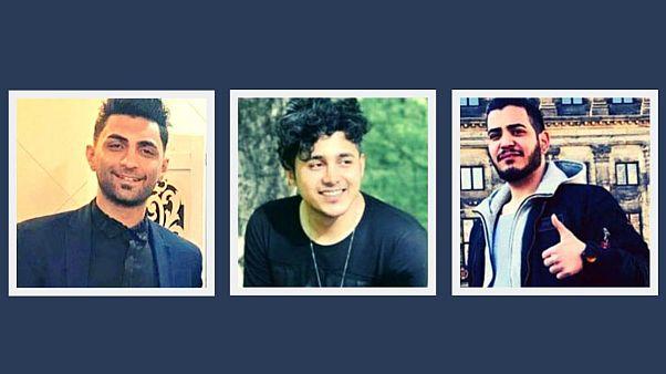کارزار اینترنتی «اعدام نکنید» در اعتراض به حکم سه معترض آبان داغ شد