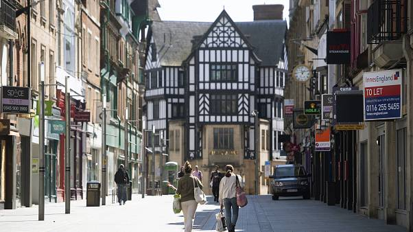 Leicester: Corona beleuchtet sozialen Hotspot