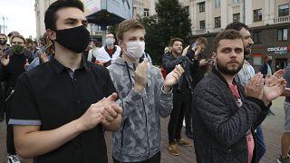 Λευκορωσία: Αντικυβερνητικές διαδηλώσεις εν όψει των εκλογών του Αυγούστου