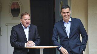 Pedro Sánchez se topa con la inflexibilidad de Suecia sobre el fondo de recuperación