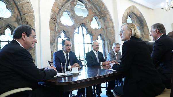 Πενήντα λεπτά διήρκεσε η συνάντηση Αναστασιάδη - Σπέχαρ