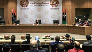 Tobruk merkezli Libya Temsilciler Meclisi