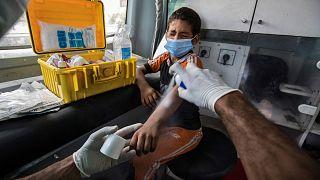 شاهد: أطفال الشوارع في مصر ... مأساة صحية في ظل كورونا