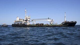 منظمة حقوقية: سفينة اختطفت قبالة سواحل الإمارات عُثر عليها في المياه الإيرانية