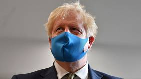 Boris Johnson faces questions in the House of Commons