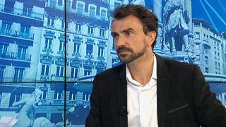 Grégory Doucet: Aushängeschild der grünen Welle Frankreichs