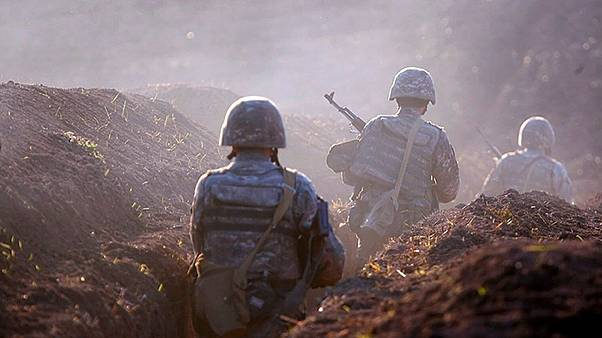 ارمنستان و آذربایجان پس از سه روز درگیری خونین مرزی از  توقف نبردها خبر دادند