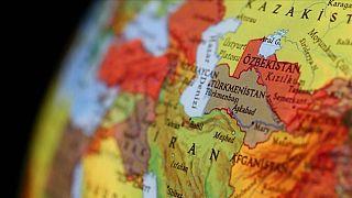 İran haritası (arşiv)