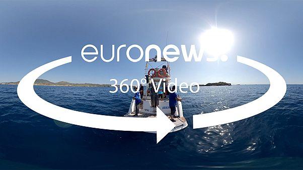 Europa unterstützt Sportfischerei als Teil der blauen Wirtschaft