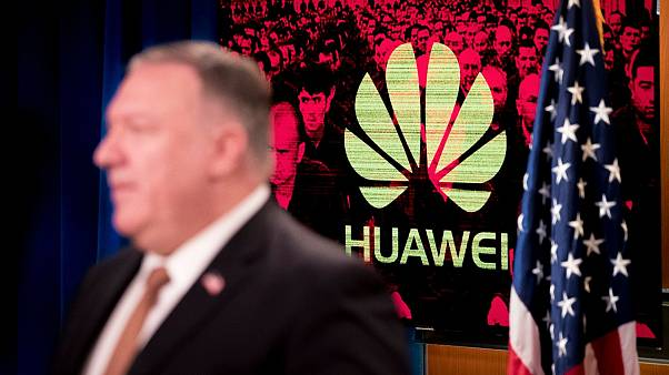 Mike Pompeo HUAWEI
