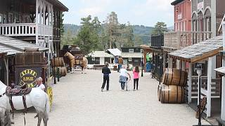 Wild West theme park opens in rural Serbia