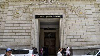 محكمة سيدى امحمد في العاصمة الجزائر