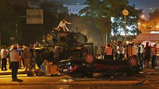 Turkey was rocked by a night of chaos on July 15, 2016