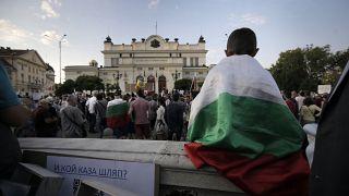 Bulgarie : 9ème jour de manifestations contre le gouvernement