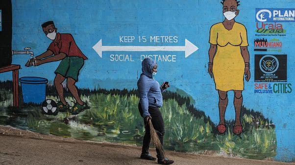 Die Corona-Lage weltweit: Rekord in den USA, Südafrika am Limit