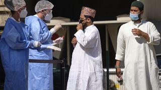 اعتقال مالك مستشفى لإصداره نتائج فحوص كورونا مزيفة