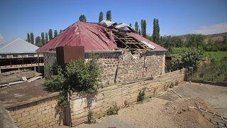 Ermenistan-Azerbaycan sınırında çatışma yeniden alevlendi