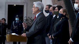 Bofetón del Legislativo chileno al Gobierno de Sebastián Piñera