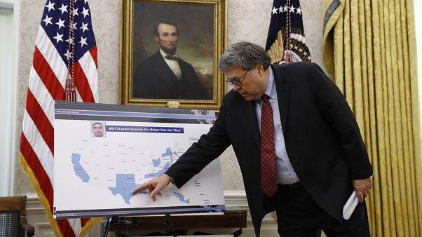 Ο Γενικός Εισαγγελέας των ΗΠΑ παρουσιάζει τα στοιχεία