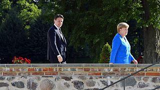 Италия: споры о деньгах Европейского фонда восстановления