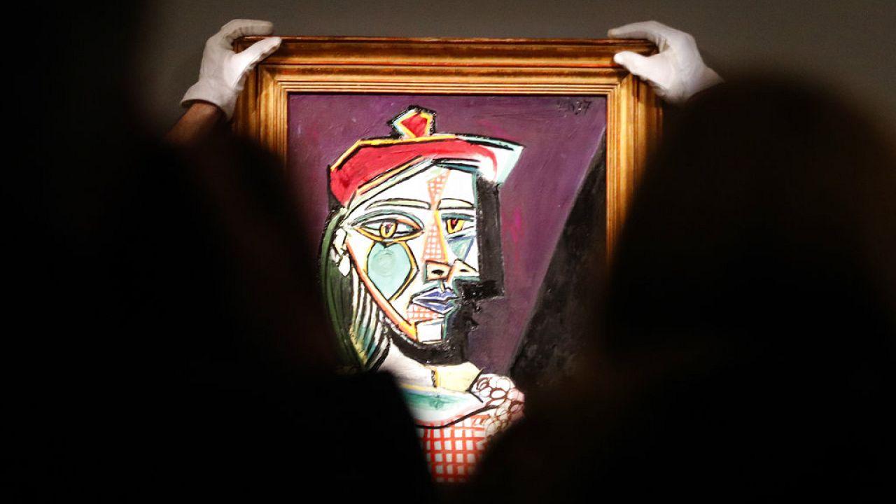 Cita con Pablo Picasso en el Museo de Bellas Artes de Lyon