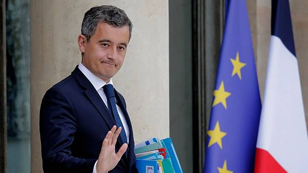 وزیر کشور جدید فرانسه با رد اتهام تجاوز جنسی: من یک قربانی هستم