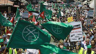 القضاء الأردني يقرر حل جماعة الإخوان المسلمين