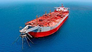 A jemeni Safer tartályhajó