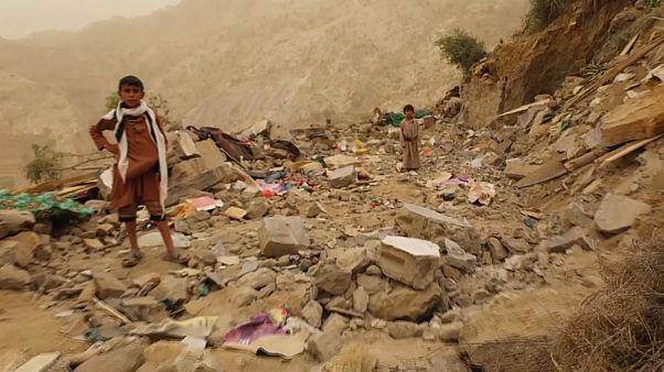 Yemen'e hava saldırısı