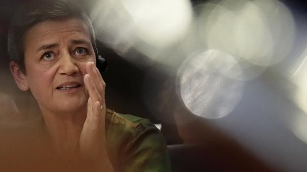 Margrethe Vestager, the EU's competition chief