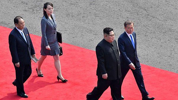 Korea Summit Press Pool