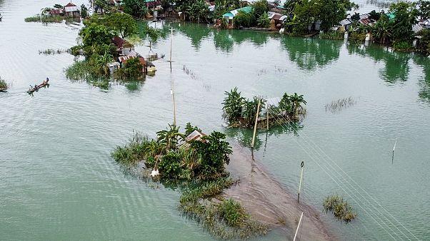 Inde, Népal, Bangladesh : une mousson meurtrière frappe l'Asie du sud
